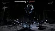 Mortal Kombat X - Raiden vs Quan Chi