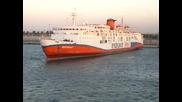 S feribot ot Italia za Greece prez more 3