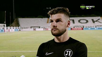 Петър Витанов: Когато вкараш победен гол в края, е много сладко