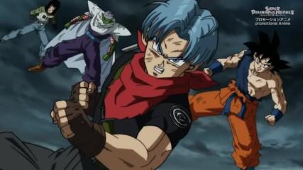 Dragon Ball Heroes - 16 ᴴᴰ