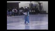 Деца танцуват Hip-Hop