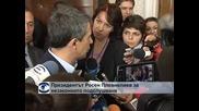 Росен Плевнелиев: За мен е важен гласът на народа