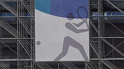 Japan: Tennis gets underway despite calls from Djokovic for delayed start over heat concerns