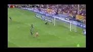 F.c Barcelona Vs Sporting Gijon 3 - 0 (31/08/09)