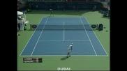 Джокович и Федерер продължават напред в Дубай