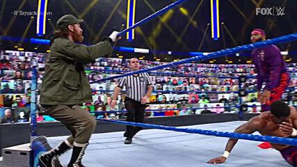 Montez Ford vs. King Corbin: SmackDown, March 5, 2021