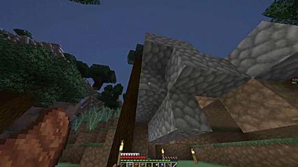 Minecraft NBCLF Епизод 7 Кончета и автоматична ферма за зеленчуци