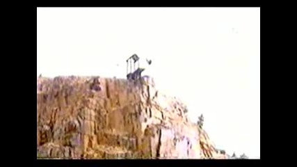 Реклама - Taliban Jumps Of A Cliff