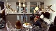 Славин в къщата на съдиите - X Factor (14.10.2014)