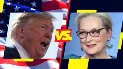 A timeline of Donald Trump & Meryl Streep's feud