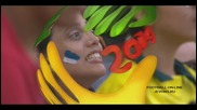 24.06.14 Гърция - Кот д'ивоар 2:1 *световно първенство Бразилия 2014 *