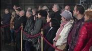 Патриарх Неофит оглави празнична утреня за Бъдни вечер