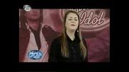 Music Idol 3 В Скопие - Талантлива Македонка