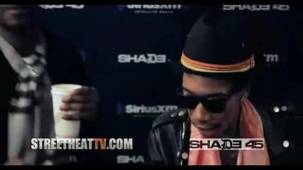 Wiz Khalifa (feat. Juicy J) - My Favorite Song [radio Station Performance]