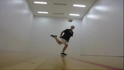 Да научим Freestyle Football ep1