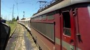 44 174.1 с Бв 8615 транзит през Вакарел.
