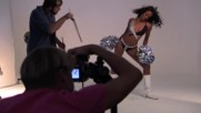 Oakland Raiders Cheerleader Tracy Burns Will Put Some Pep In Your Step _ Sports Illustrated Swimsuit