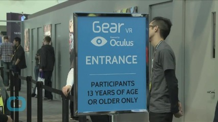 Oculus Rift Hitting Market Early Next Year