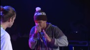 Beatbox Battle World Champs 2012 - Quarterfinal - Beasty Vs Skiller