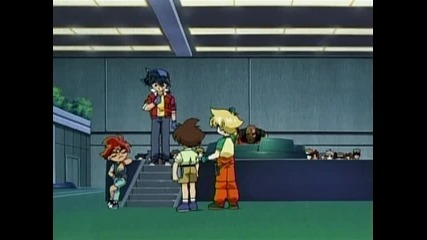 beyblade 333 [135] out of their league