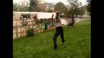 Ботевград Parkour