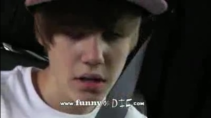Bieber after Dentist xd