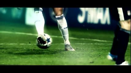 Cristiano Ronaldo and Black Eyed Peas