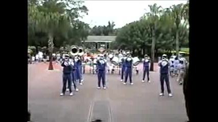 Crazy Trumpet Section