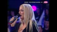 Bojana Sarovic - Ko nekad u osam (Zvezde Granda 2010_2011 - Emisija 33 - 21.05.2011)
