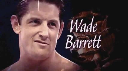Wade Barrett Titantron 2012