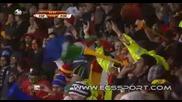 World Cup Испания - Португалия 1:0 - David Villa