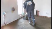 Машинни подови замазки от Данев Строй Еоод