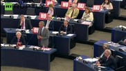 Greek Crisis Proves European Project 'Dying' - Nigel Farage