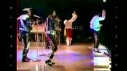 Michael Jackson - Wanna Be Startin' Somethin' ( Victory Tour, Dallas 1984 Hd)