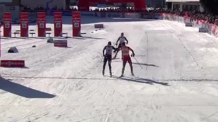 Davos 15.12.2013 Cross Country Highlights