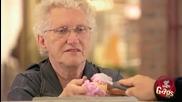 Страшният сладоледаджия - Скрита камера