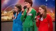 Singing Souls - Britains Got Talent - Show