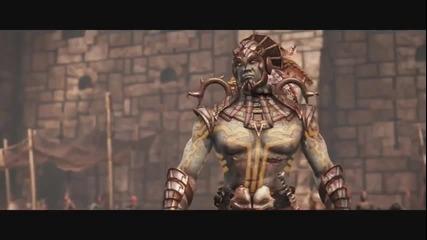 [бг субтитри] Mortal Kombat X - Chapter 2 - Котал Кан