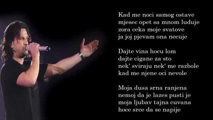 Aca Lukas - Dajte vina - (Audio - Live 1999)