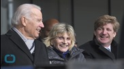 Biden Remembers Teddy Kennedy With Locker-room Anecdote
