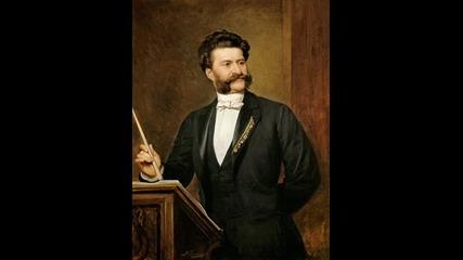 Johann Strauss - Overture Die fledermaus