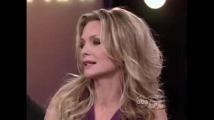Michelle Pfeiffer The Oprah Winfrey Show May 16, 2007