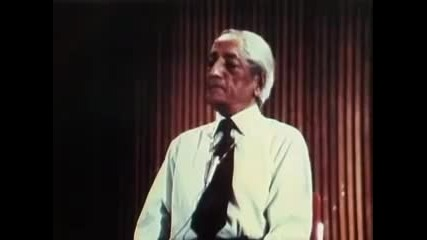 J. Krishnamurti 1970 Public Talk Part 4 of 6