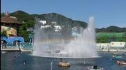 Пеещи фонтани в Хонг Конг - Ocean Park Aqua City