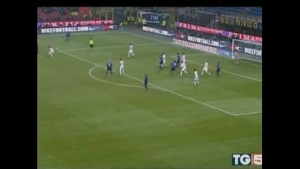 """Интер"" доближи ""Милан"" след уникален мач срещу ""Рома"" и 5:3"
