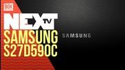 NEXTTV 028: Hi-Tech Ревю: Samsung S27D590C