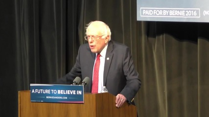 USA: Sanders holds final rally ahead of Nevada caucus