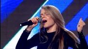 Петра Батурова - X Factor (08.10.2015)
