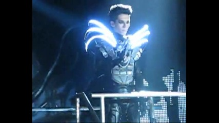 Tokio Hotel - Screamin - Helsinki - Humanoid Tour 07.03.2010