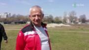 Ще се кандидатира ли за президент на БФС? Отговорът на Крушарски